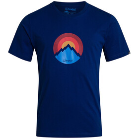 Berghaus Modern Mountain Koszulka Mężczyźni, sodalite blue
